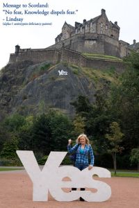 Edinburgh - the city that voted No