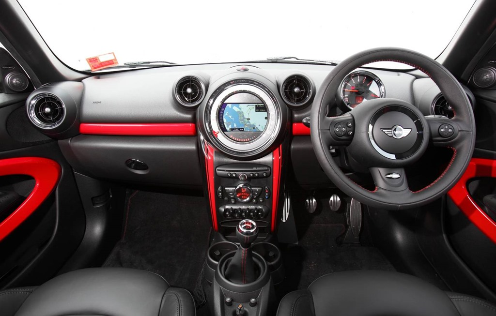 Car News A Mini Surprise Grouse Beater