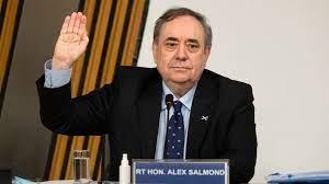 Alex Salmond complainers claim government 'dropped' them - BBC News